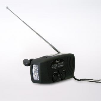 Solar-Radio und Licht