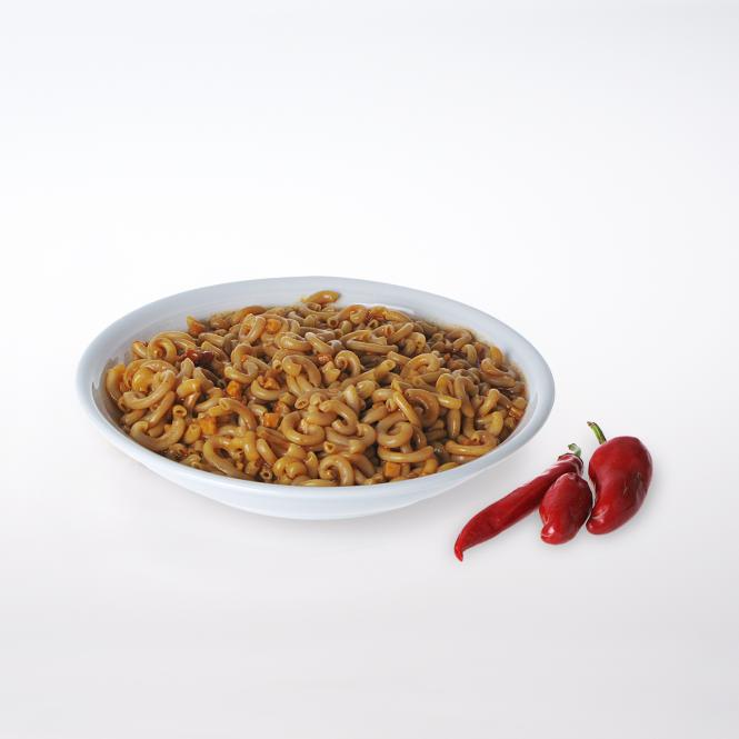 Huhn in Paprikasauce fein würzig 2 Portionen